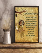 Cree Indian Prophecy 24x36 Poster lifestyle-poster-3