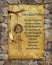 Cree Indian Prophecy 24x36 Poster poster-portrait-24x36-lifestyle-16