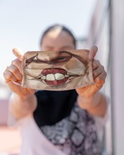 Become a Witchy Sanderson Sister with Hocus Pocus Cloth face mask aos-face-mask-lifestyle-07