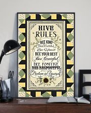 HIVE RULES 24x36 Poster lifestyle-poster-2