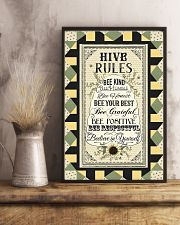 HIVE RULES 24x36 Poster lifestyle-poster-3