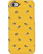 BEE CASE 6 Phone Case i-phone-8-case