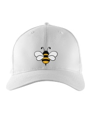Bee Happy Embroidered Hat tile
