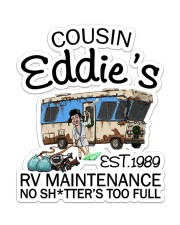 Cousin Eddie's Est 1989 Sticker - Single (Vertical) front