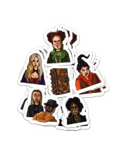 ALL SIX STICKERS - 4 pack Vertical Sticker - 4 pack (Vertical) front