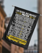 """THE SCHOOL BUS DRIVER'S PRAYER 29.5""""x39.5"""" House Flag aos-house-flag-29-5-x-39-5-ghosted-lifestyle-15"""