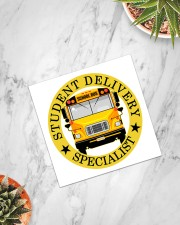 STUDENT DELIVERY SPECIALIST Sticker - Single (Vertical) aos-sticker-single-vertical-lifestyle-front-06