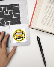 STUDENT DELIVERY SPECIALIST Sticker - Single (Vertical) aos-sticker-single-vertical-lifestyle-front-12