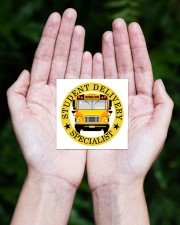 STUDENT DELIVERY SPECIALIST Sticker - Single (Vertical) aos-sticker-single-vertical-lifestyle-front-25