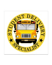 STUDENT DELIVERY SPECIALIST Sticker - Single (Vertical) front