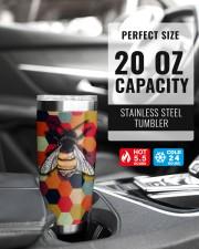 Let it bee 20oz Tumbler aos-20oz-tumbler-lifestyle-front-38
