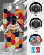 Let it bee 20oz Tumbler aos-20oz-tumbler-lifestyle-front-45