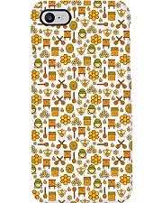 BEE CASE 3 Phone Case i-phone-8-case