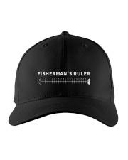 Fishermans ruler Embroidered Hat front