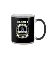 Carney-MI proud perfect Tee Color Changing Mug thumbnail