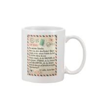 Enkelin - Oma Mug tile
