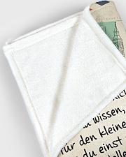 "Sohn - Mutter Large Fleece Blanket - 60"" x 80"" aos-coral-fleece-blanket-60x80-lifestyle-front-12"