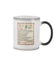 Sohn - Vater Color Changing Mug thumbnail