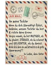 Tochter - Vater 11x17 Poster thumbnail