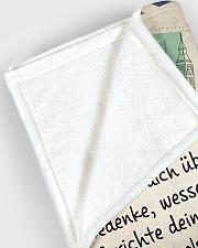 "Tochter - Vater Large Fleece Blanket - 60"" x 80"" aos-coral-fleece-blanket-60x80-lifestyle-front-12"
