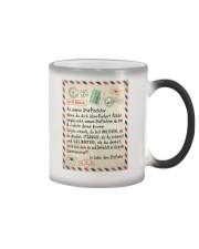 Stieftochter - Stiefvater Color Changing Mug tile