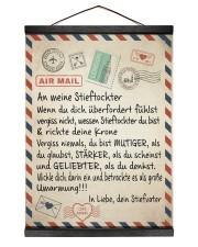 Stieftochter - Stiefvater Hanging Canvas tile