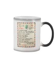 Sohn - Papa Color Changing Mug tile