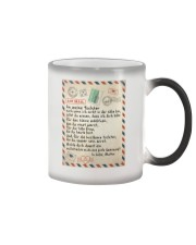 Tochter - Mutter Color Changing Mug thumbnail