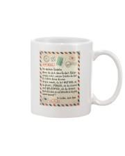 Enkelin - Opa Mug tile