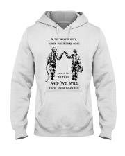Call On Me Brother Hooded Sweatshirt thumbnail
