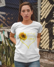 sunflower T-shirt - being a Nana german vs Ladies T-Shirt apparel-ladies-t-shirt-lifestyle-03