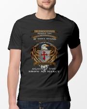 Knight templar Classic T-Shirt lifestyle-mens-crewneck-front-13