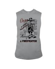 Always a firefighter Sleeveless Tee thumbnail