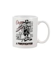 Always a firefighter Mug thumbnail