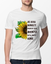 sunflower T-shirt - I'm blunt Classic T-Shirt lifestyle-mens-crewneck-front-13