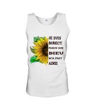 sunflower T-shirt - I'm blunt Unisex Tank thumbnail