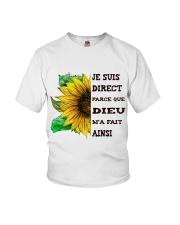 sunflower T-shirt - I'm blunt Youth T-Shirt thumbnail