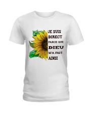 sunflower T-shirt - I'm blunt Ladies T-Shirt thumbnail