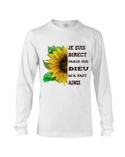 sunflower T-shirt - I'm blunt Long Sleeve Tee thumbnail