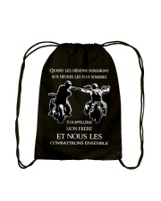 Call on me brother Drawstring Bag thumbnail