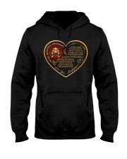to my beautiful girlfriend Hooded Sweatshirt thumbnail