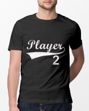 FML Classic T-Shirt lifestyle-mens-crewneck-front-13