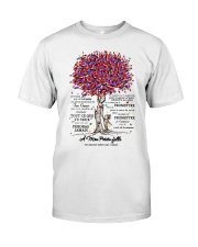 family mug - to granddaughter - never lose  Classic T-Shirt thumbnail