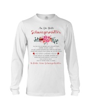 family T-shirt - to mother-in-law Long Sleeve Tee thumbnail