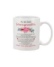 family T-shirt - to mother-in-law Mug thumbnail