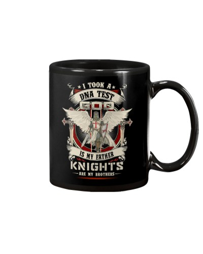 knight mug - knights are my brothers