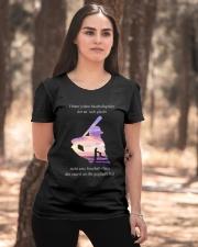 baseball T-shirt - to Mom -  baseball player Ladies T-Shirt apparel-ladies-t-shirt-lifestyle-05