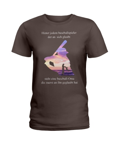 baseball T-shirt - to Mom -  baseball player