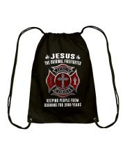 Jesus Drawstring Bag thumbnail