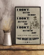 i don't do it for 11x17 Poster lifestyle-poster-3